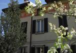 Hôtel Mandello del Lario - Villa I Pavoni-2