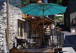 Location vacances Bozel - Appartement Dans Chalet de Montagne-1