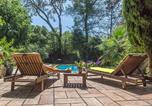 Location vacances Nîmes - Villa provençale, piscine, pins et cigales-3