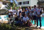 Hôtel Las Terrenas - Caribbean Living Beach Club & Hostel-1