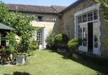 Hôtel Manzac-sur-Vern - Le blues de l'artiste-4