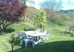 Location vacances Châtel-Montagne - Gîte à Châtelus, au calme dans l'Allier-1