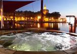 Location vacances Aigues Mortes - Péniche &quote; Tic et Tac &quote;-4