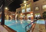 Hôtel Ras Al-Khaimah - One to One Clover Hotel & Suites-2