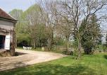 Location vacances Ligny-le-Châtel - Holiday home Les Croutes Ab-1401-2