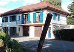 Location vacances Mondon - Au Doubs Cocon Fleuri-4