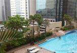 Location vacances Makati City - Studio With Balcony Salcedo Makati-1