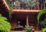 Hôtel Sayula - Hotel Casona de Manzano-2