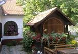 Location vacances Szentgotthárd - Múltidéző Porta - Népi Műemlék Házak az Őrségben-4