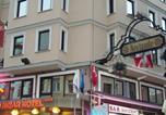 Hôtel Hüseyinağa - Grand Hisar Hotel-1