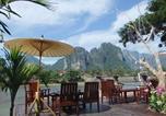 Villages vacances Vang Vieng - Villa Vang Vieng Riverside-3