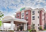 Hôtel Shawnee - Holiday Inn Express & Suites Midwest City-1