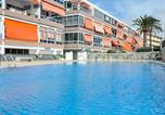 Location vacances San Bartolomé de Tirajana - Apartment Maspalomas 6-1