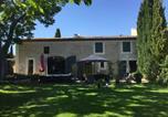 Hôtel Ventabren - Le Patio-4