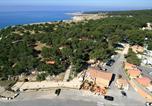 Camping avec Accès direct plage Marseille - Camping Pascalounet-3