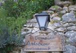 Location vacances Fons-sur-Lussan - Domaine d'Audabiac-3