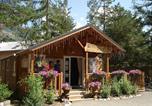Camping Hautes-Alpes - Camping-Caravaneige l'Isle de Prelles-2
