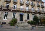 Location vacances Luxeuil-les-Bains - L'Empereur, sa Femme et le petit Prince-1