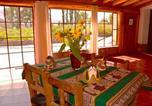 Hôtel Humahuaca - Viñas de Uquia-4