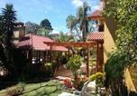 Location vacances Bento Gonçalves - Casa das Palmeiras + Quiosque-2