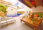 Location vacances Malla - villa in santa creu de joglars