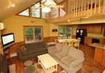 Location vacances Jim Thorpe - Black Bear House-4