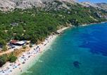 Camping en Bord de mer Croatie - Camping Škrila-2