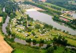 Camping avec Site nature Mesland - Camping du Lac des Varennes-1