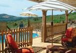 Location vacances Gaja-et-Villedieu - Holiday home Roquetaillade 73 with Outdoor Swimmingpool-2