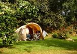 Camping  Acceptant les animaux Guidel - Camping de Pont Calleck-2