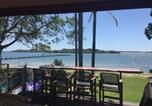 Location vacances Yamba - The Moby Waterfront Residence, 4 bedroom River View-3