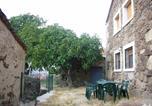 Location vacances Piedrahíta - Casas Rurales Gredos La Higuera Y El Nogal-4