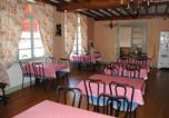 Hôtel Le Dorat - Hotel Restaurant La Glane-3