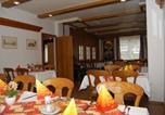 Hôtel Granges - Hotel Restaurant Adler-4