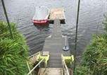 Location vacances Sazeray - La Maison Sur Le Lac-1