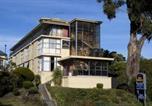 Hôtel Sandy Bay - Blue Hills Motel-3