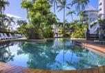 Location vacances Cairns - Cairns Luxury Seafront Apartment-2