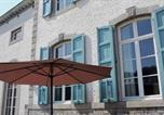 Location vacances Huy - Holiday home Chateau des Deux Etangs I-3