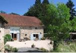Location vacances Château-Chervix - Holiday Home Limousin Coussacbonneval-1