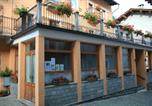 Hôtel Ristolas - B&B Il Bucaneve-1