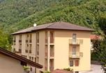 Hôtel Calceranica al Lago - Albergo Claudia-3