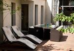 Location vacances Gare SNCF de Montpellier St Roch - Luxury Loft with Garden in Montpellier Center.-3