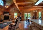 Location vacances Weaverville - Doolittle Mountain Cabin Cabin-2