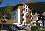 Hôtel Curon Venosta - Pension Villa Claudia Augusta-1