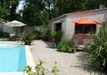 Location vacances Moussac - Uzes 4/8 Personnes Dans Les Gorges Du Gardon-1