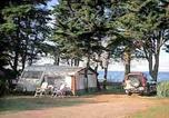 Camping avec Piscine couverte / chauffée La Trinité-sur-Mer - Camping du Conguel-2