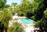 Hôtel Dominical - Hotel Roca Verde-1