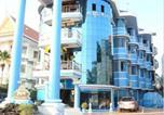 Hôtel Sihanoukville - Crystal Hotel-3
