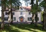 Hôtel Enköping - Biskops Arnö-3