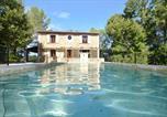 Location vacances Baron - Holiday Home Montèze et Coustadas-1